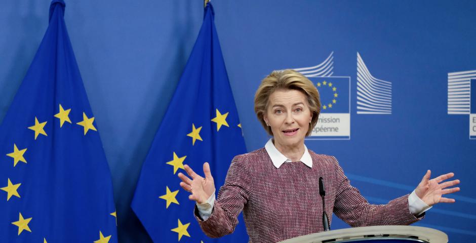 Ursula von der Leyen - President of the European Commission